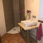 Reforma de baño para Clínica de Estética