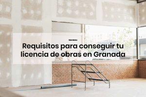 Licencia de Obras en Granada 1