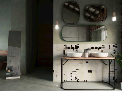 Lavabo industrial